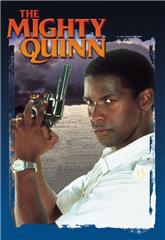 The Mighty Quinn (1989) bluray poster