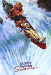 White Water Summer (1987) web poster