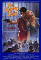 The Naked Cage (1986) bluray poster