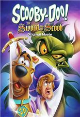 Scooby-Doo! The Sword and the Scoob (2021) Poster