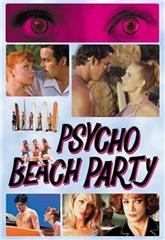 Psycho Beach Party (2000) bluray poster