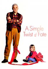 A Simple Twist of Fate (1994) bluray poster