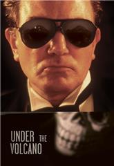 Under the Volcano (1984) bluray poster
