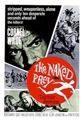 The Naked Prey (1965) poster