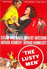 The Lusty Men (1952) poster