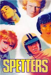 Spetters (1980) poster