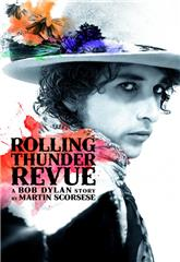 Rolling Thunder Revue (2019) poster