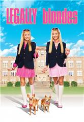 Legally Blondes (2009) 1080p web Poster