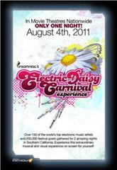 Electric Daisy Carnival Experience (2011) 1080p poster