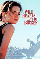 Wild Hearts Can't Be Broken (1991) web poster