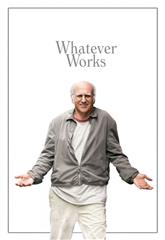 Whatever Works (2009) bluray Poster