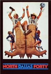 North Dallas Forty (1979) 1080p web Poster