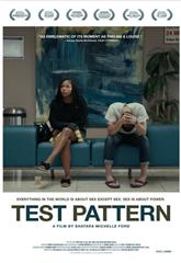 Test Pattern (2019) Poster