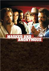 Masked and Anonymous (2003) bluray Poster