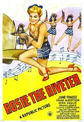 Rosie the Riveter (1944) 1080p Poster