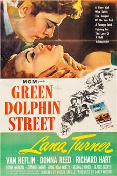 Green Dolphin Street (1947) 1080p Poster