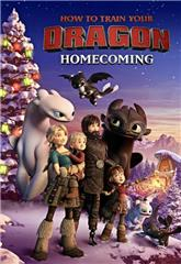 How to Train Your Dragon: Homecoming (2019) Poster