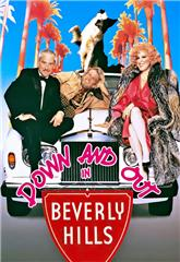 Down and Out in Beverly Hills (1986) web Poster