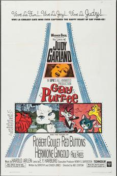 Gay Purr-ee (1962) Poster
