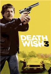 Death Wish 3 (1985) bluray Poster