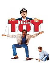 The Toy (1982) bluray Poster