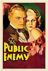 The Public Enemy (1931) 1080p bluray Poster