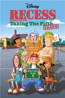 Recess: Taking the Fifth Grade (2003) 1080p Poster