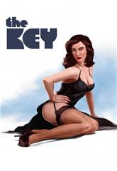 The Key (1983) bluray Poster