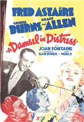 A Damsel in Distress (1937) 1080p Poster