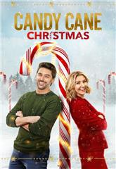Candy Cane Christmas (2020) 1080p Poster