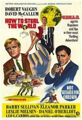 How to Steal the World (1968) 1080p Poster