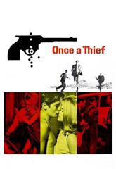 Once a Thief (1965) Poster