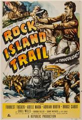 Rock Island Trail (1950) Poster