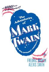 The Adventures of Mark Twain (1944) Poster