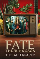 Fate: The Winx Saga - The Afterparty (2021) Poster