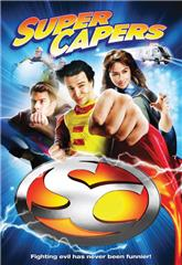 Super Capers: The Origins of Ed and the Missing Bullion (2009) Poster