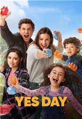 Yes Day (2021) bluray Poster