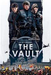 The Vault (2021) bluray Poster