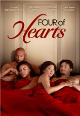Four of Hearts (2013) 1080p Poster