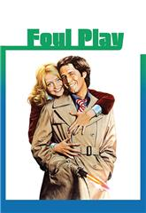 Foul Play (1978) 1080p Poster