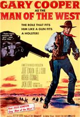 Man of the West (1958) bluray Poster