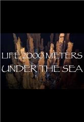 Life 2,000 Meters Under the Sea (2014) Poster