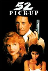 52 Pick-Up (1986) bluray Poster