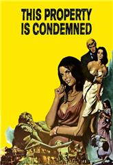 This Property Is Condemned (1966) web Poster