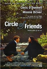 Circle of Friends (1995) 1080p Poster