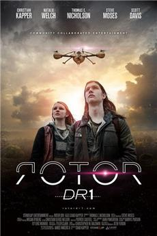 Rotor DR1 (2015) Poster
