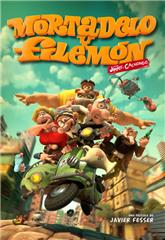 Mortadelo and Filemon: Mission Implausible (2014) 1080p Poster