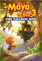 Maya the Bee 3: The Golden Orb (2021) Poster