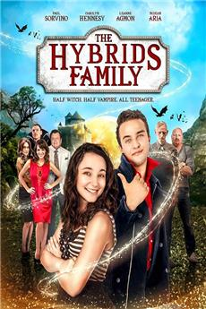 The Hybrids Family (2015) Poster