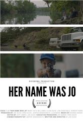 Her Name Was Jo (2020) Poster
